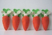Easter / Easter, rabbits, sewing and fun!