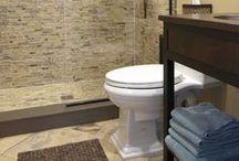 Bathrooms / luxurious bathrooms