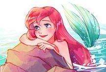 ✧ DISNEY - The Little Mermaid ✧