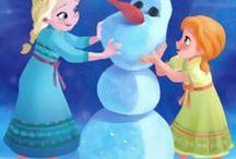 ✧ DISNEY - Frozen ✧