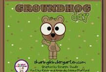 Groundhogs Day / by Mary Amoson