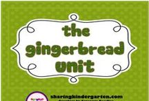 Gingerbread / by Mary Amoson