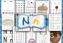 Letter Nn