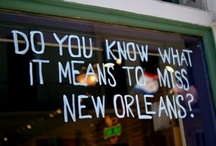 NOLA Memories / Memories from the 1950s, 1960s, and 1970s / by Pat Bourgeois