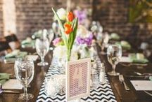 Place Settings & Tablescapes