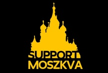 Support Moszkva Campaign! / Campaign by George Staicu