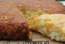 Recipes --muffins,breads,biscuits / by Pat Bourgeois