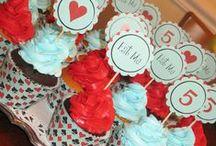 Alice in wonderland 6th birthday party ideas