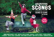 Les Petites Scènes / Le festival Les Petites Scènes est le fruit d'une co-construction entre la Scène Nationale d'Evreux Louviers, l'Agglomération Seine-Eure et les communes qui accueillent les spectacles.