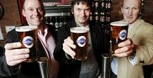 Ian Rankin - The Very Last Drop / March 2010 - Event held in The Caledonian Brewery Edinburgh