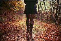 Leaves Crunching  / by Jenna Jochims
