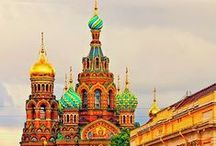 Travel: Middle East/Russia / by Jessica Schultz