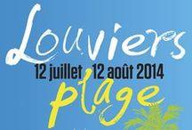 Louviers Plage 2014 / Une nouvelle édition et un grand moment : les 10 ans de Louviers Plage !