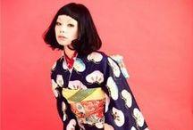 Kimono Style / by Emily Wright