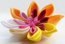 My Kanzashi / by Emily Wright