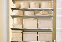 organize BASEMENTS / Home Organization & Storage Ideas I Love! / by AmyeToTheRescue! Professional Organizer