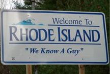All Things Rhode Island / The Quirkiest Little State in the Union / by Deborah Caster