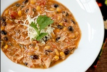 Recipes: Crock Pot / by Kimberly Bunnell