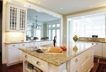 Kitchen / by Amber Courtney
