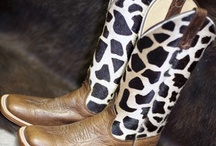 Boots & Bling...Its a Cowgirl thing! / by Caitlyn Allison