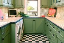Laundry Rooms / by Michelle Smith