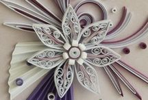 paper quilling / by Karen Doucette