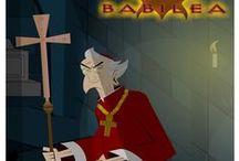 +Babilea The Last Vampire+ / #myart #illustrations #cartoon