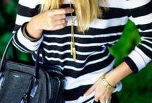 chic stripes
