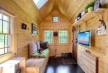 Tiny Houses!!!! Snug as Bugs in a Rug CUTE
