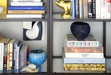 Styling: Shelves / by Kimberly Bunnell