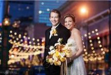 Downtown and Central Denver Wedding Venues and Photo Location Ideas / This board features locations near the Downtown Denver area that are either places to host a wedding or are just great for photoshoots.
