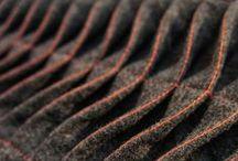 Fabric stitch detail / Clever stitch details