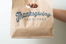 Give Thanks / Fall, Thanksgiving, etc. / by Michelle Smith