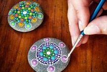 Craft - Rock Art