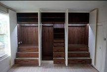 Wardrobes and Alcoves