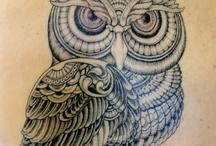 Body Art - Tattoos & Ideas