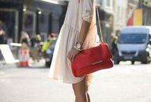 Selina Lake - Fashion / Hair, Clothes, Jewellery, Bags & Chunky heeled shoes!