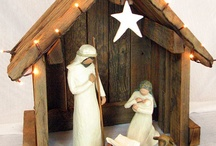 Holiday: Nativities / by Dianne Pollard Grand Bois
