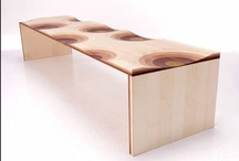 Furniture design / by Kazuo Irie