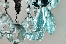Glass / I love glass. I think it's beautiful, and you can make such beautiful things out of it. / by Jenny Robertson