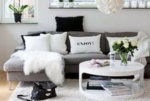 .Living Room. / by Kristen Paulsen