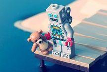 Don't Step on a LEGO / Lego / by Tiffany