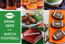 Game Day foods and Apps / by Laura Haga Parsons
