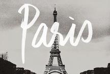 Paris / by Sally Shotwell 💋