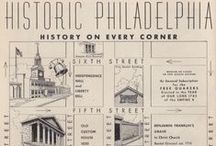 Philadelphia City Guide / favorite places in the city of brotherly love + sisterly affection