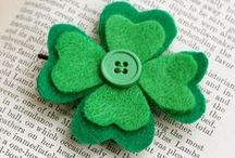 Luck of the Irish / It's your lucky day! Here's everything you need to celebrate St. Patrick's Day. From party décor to printables and outfits to home décor ideas, crafts for kids and party decorations, we've collected the best St. Patrick's Day decorations and easy DIYs for you and your kids.