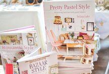 Selina Lake - Pretty Pastel Style Book Launch / Images from Pretty Pastel Style by Selina Lake Book Launch & Fair