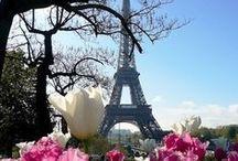 France (The City of Romance)