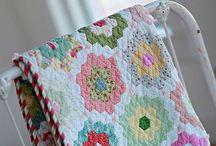 Paper Piecing Pretties / by Jennifer Emery