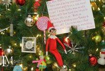 Elf on the Shelf / by jess
